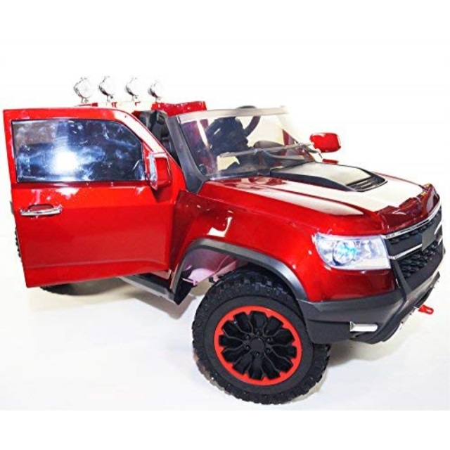 Limited Ride on Car Pickup Truck 4x4 Heavy Duty 12v Ride on Toy for Kids with Remote Control