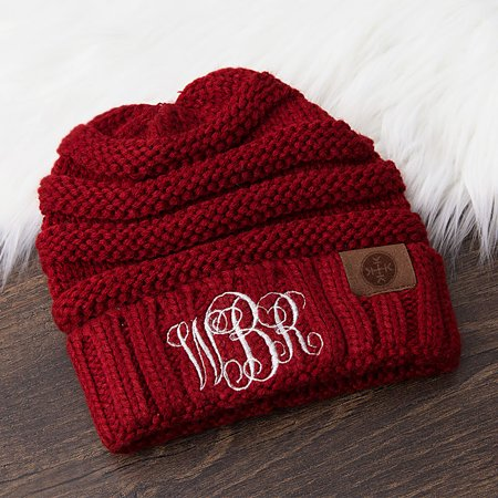 Personalized Adult Beanie](Beanie Personalized)