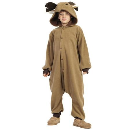 Randy the Reindeer Child Costume (Small) (Randy Cunningham Halloween)