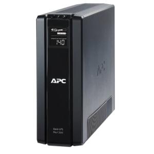 APC BR1300G Back-UPS Pro 1300 Battery Backup System, 10 Outlets, 1300 VA, 355 J