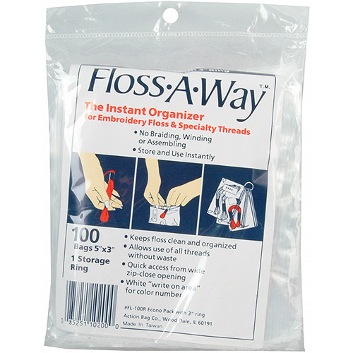 Action Bag Floss-A-Way Organizer