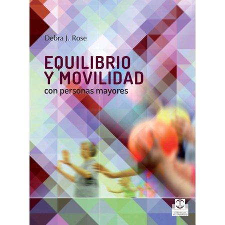Equilibrio y movilidad con personas mayores - eBook