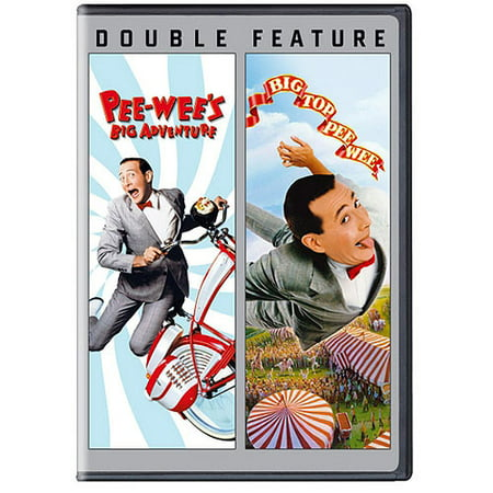 Big Top Pee Wee / Pee Wee's Big Adventure (Widescreen)