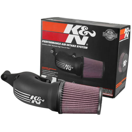 K&N 63-1139 Performance Air Intake System Denali High Performance Intake System