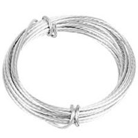 Stainless Steel Picture Hanging Wire OOK//IMPEX SYSTEMS GROUP 108-Inch 75-Lb