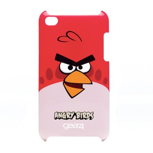 Gear4 Angry Birds Case for iPod touch 4G (Red Bird)