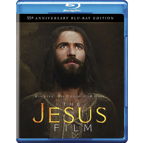 The Jesus Film (35th Anniversary Edition) (Blu-ray)