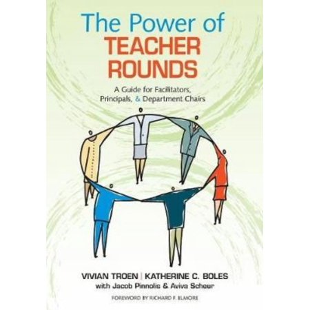 The Power Of Teacher Rounds  A Guide For Facilitators  Principals    Department Chairs