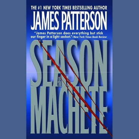 Season of the Machete - Audiobook