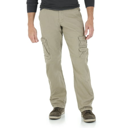 Men's Belted Twill Cargo Pant