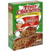 Tony Chachere's Famous Creole Cuisine Creole Jambalaya Dinner Mix, 8 oz (Pack of 12)
