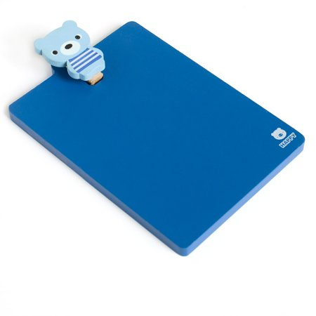 Lovely Bear - Refrigerator Magnet clip / Magnetic Clipboard