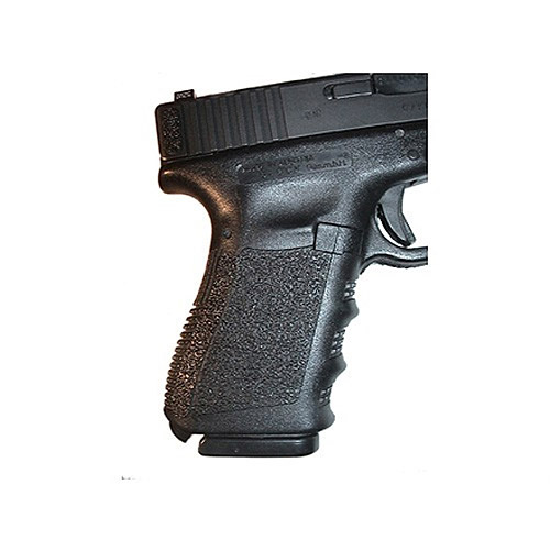 Decal Grip Rubber Texture Decal for Glock 1st and 2nd Gen. Models 17/16/22/24/31/34/35, Black