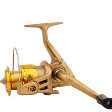 10 axis Spinning Reel Fishing Reel Thickened Front Line Fishing Equipment Specification:GS5000 thumbnail