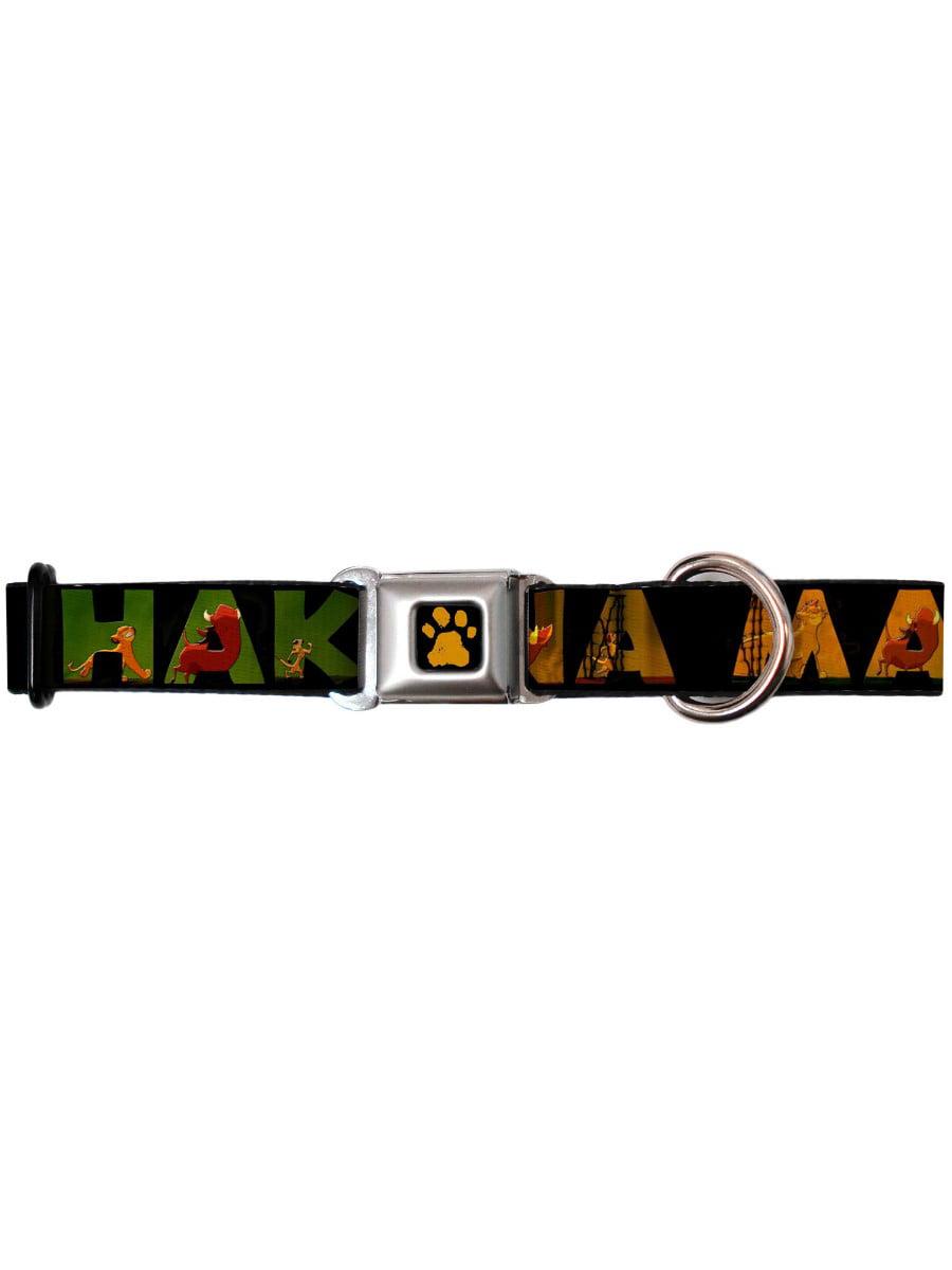 Walt Disney Movies TV Shows Hakuna Matata Waterfall Seatbelt Belt