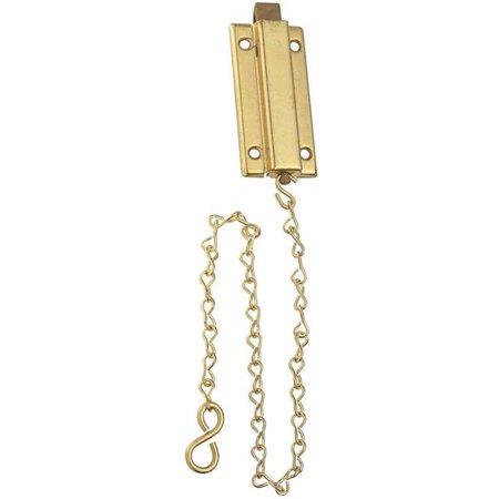 Brass Jack Chain - BOLT CHAIN BRASS 3IN