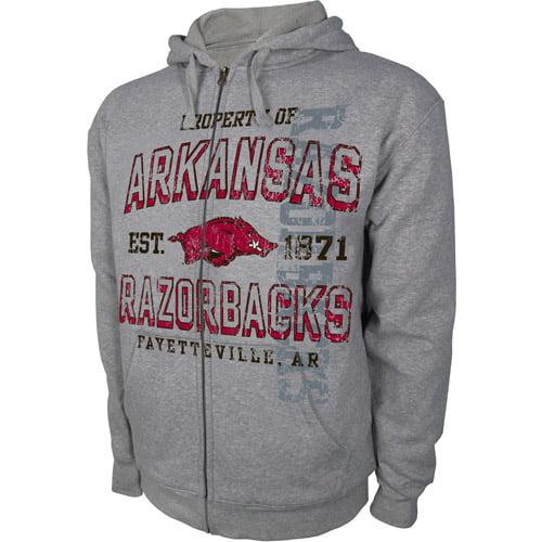 NCAA Big Men's Arkansas Hooded Sweatshirt