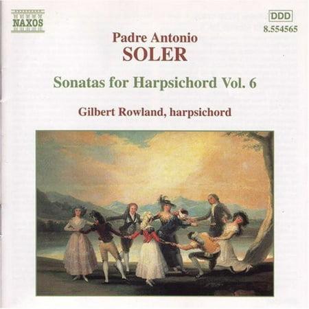 Sonatas for Harpsichord Vol 6 (Handel Six Sonatas)