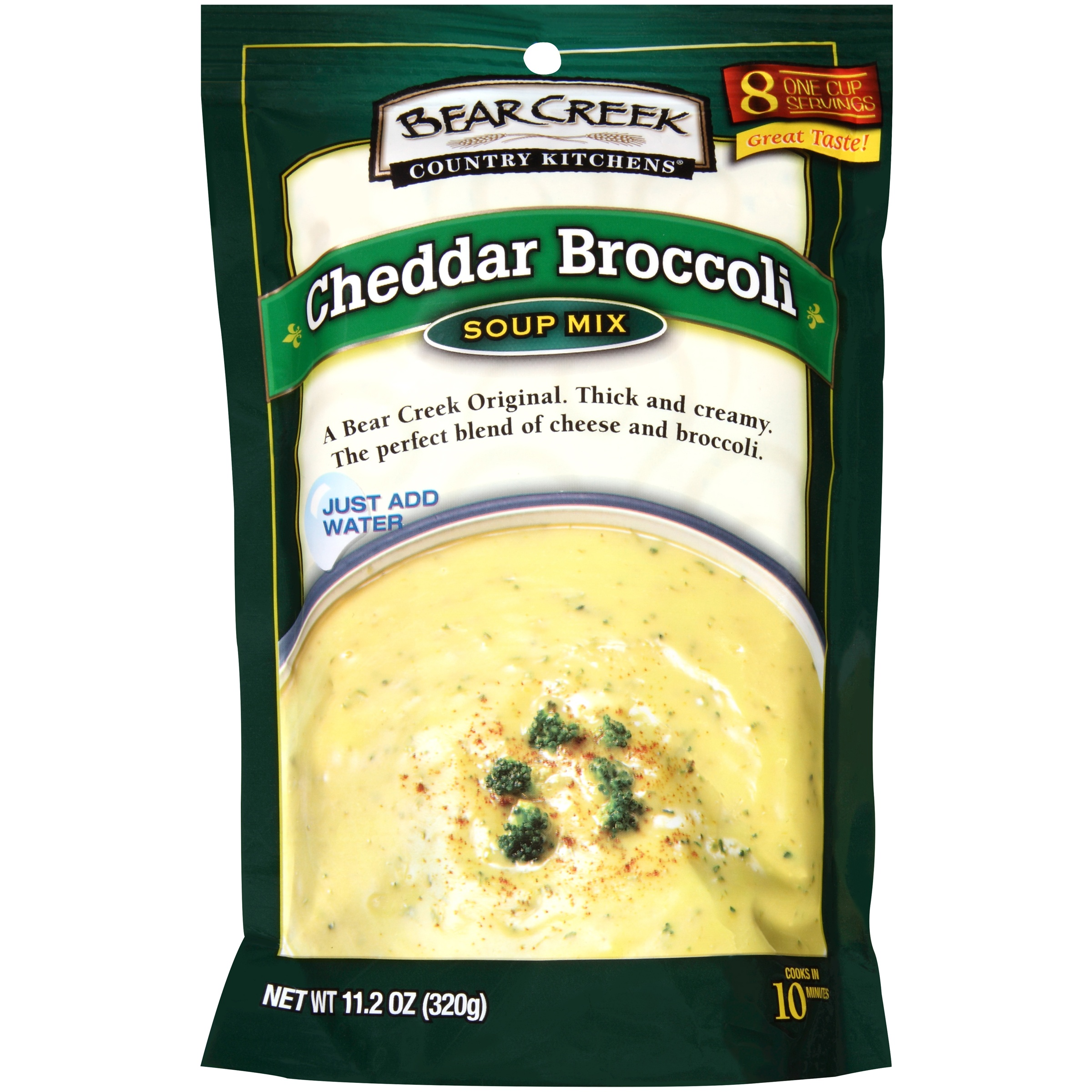 Bear Creek Country Kitchens Cheddar Broccoli Soup Mix 11 20 Oz
