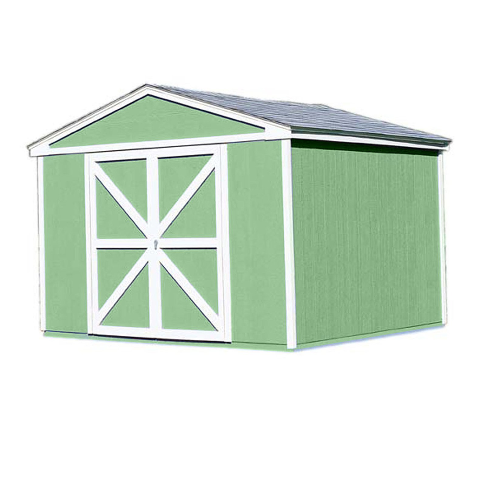 Handy Home Somerset Storage Shed - 10 x 10 ft.