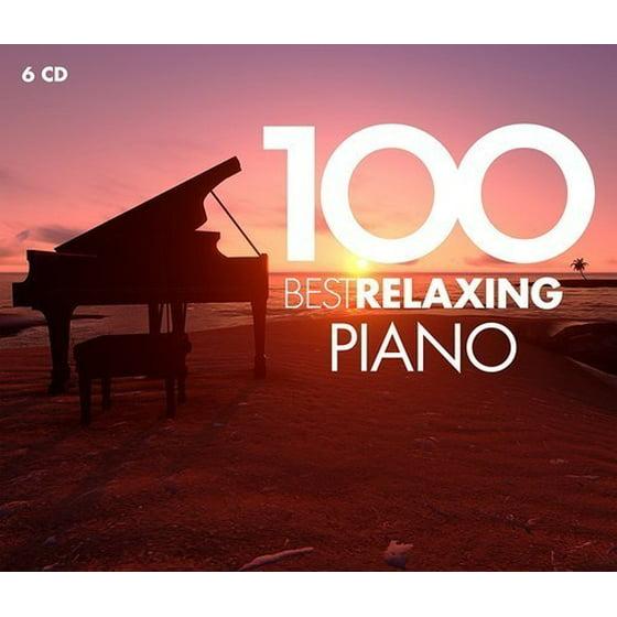 100 Best Relaxing Piano (CD)