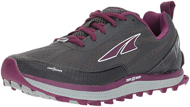 Altra Women's Superior 3.5 Zero Drop Comfort Trail Running