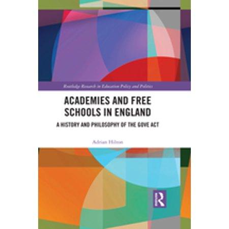 Academies and Free Schools in England - eBook