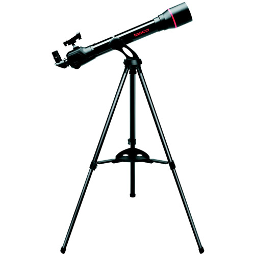 Tasco 60x700mm SpaceStation Blk Refractor AZ RD 49060700 by Tasco