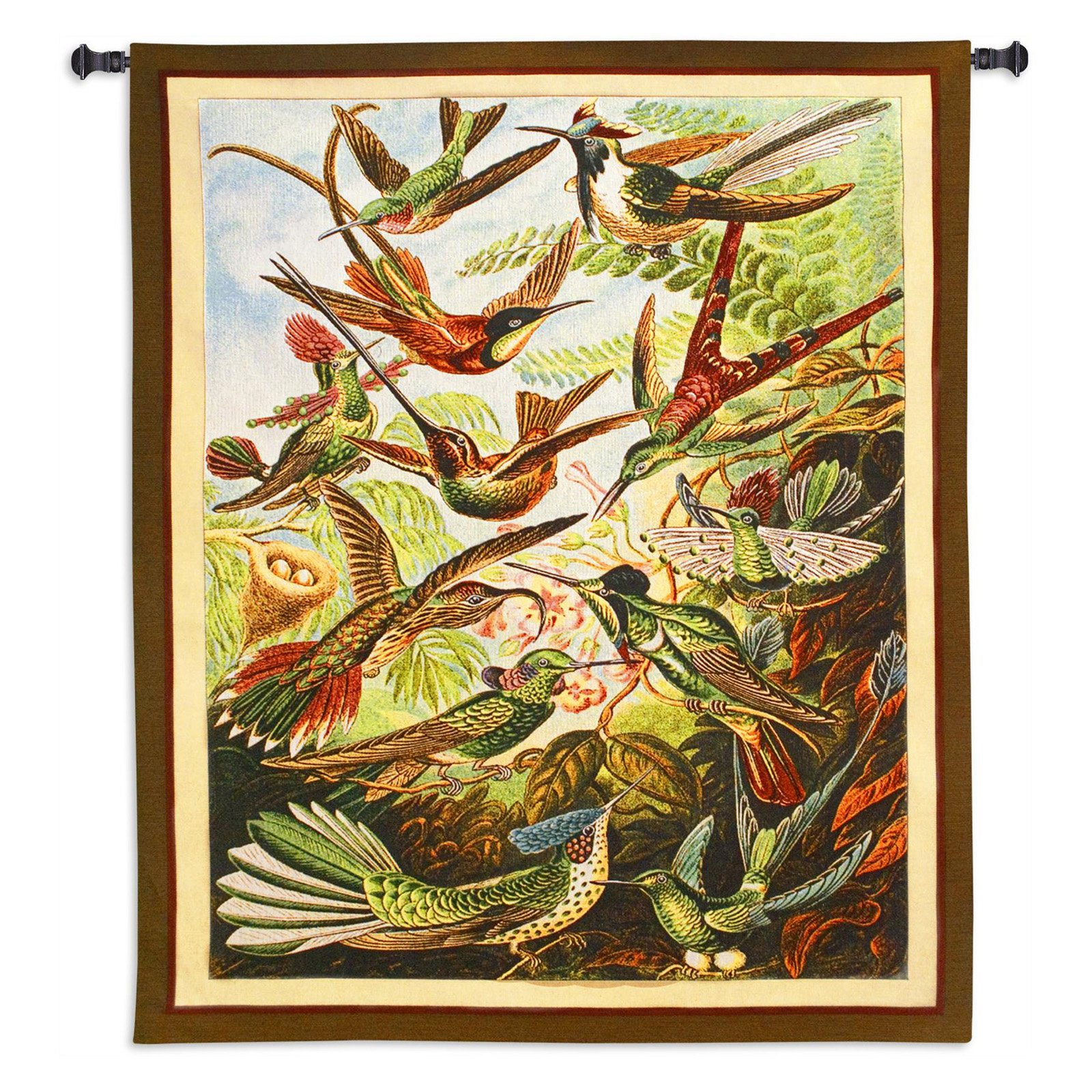 Fine Art Tapestries Trochilus Wall Tapestry by Supplier Generic