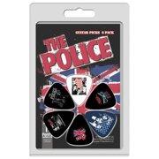 Police Guitar Pick