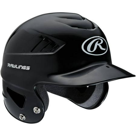 Coolflo Baseball (Rawlings Coolflo Helmet, Black )