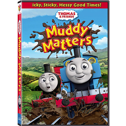 Thomas & Friends: Muddy Matters (Full Frame)