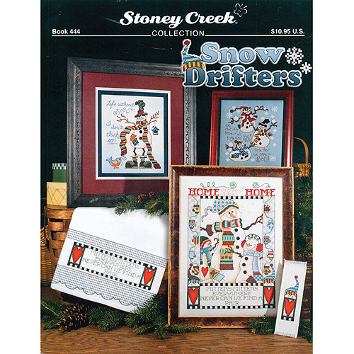 Stoney Creek Snow Drifters Book Multi-Colored