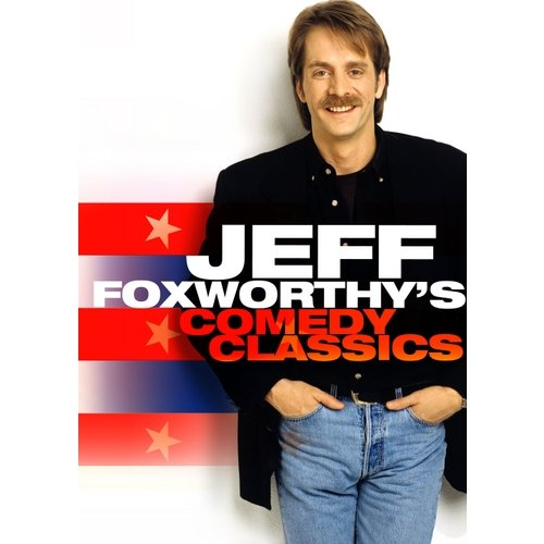 Jeff Foxworthy's Comedy Classics by ENTERTAINMENT ONE