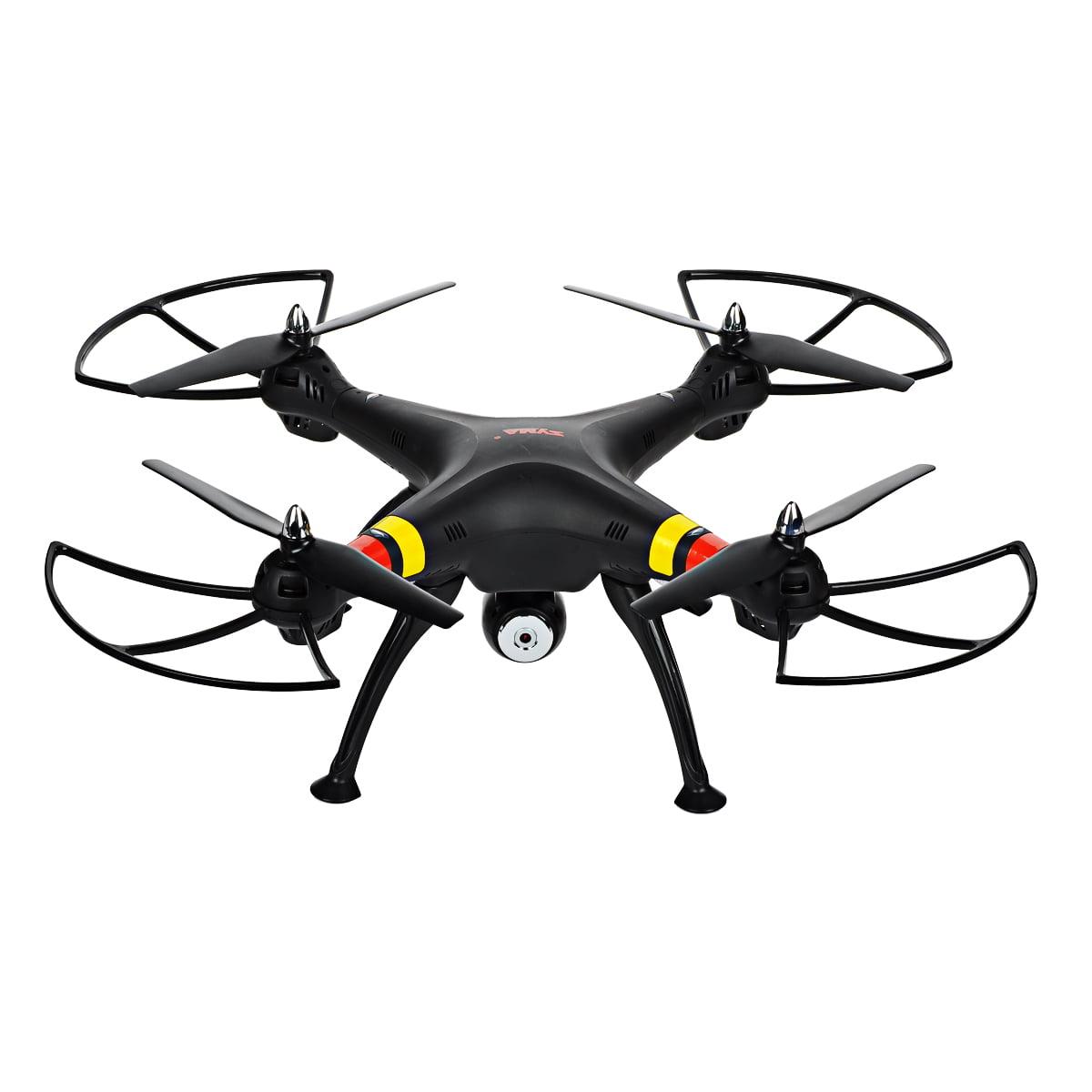 2.4GHz 4-CH R/C Radio Control Quadcopter with Gyro / 0.3MP Camera / Wi-Fi