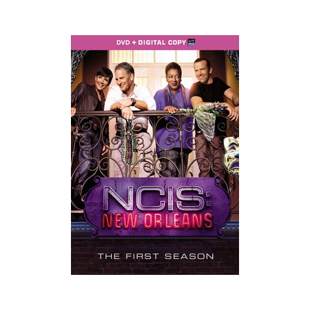 NCIS: New Orleans - The First Season (DVD) - New Orleans Vodka
