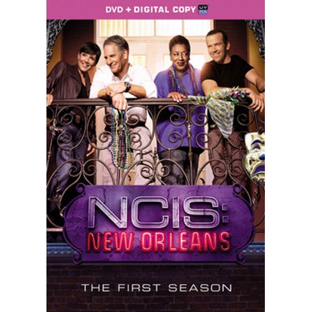 NCIS: New Orleans - The First Season (DVD)