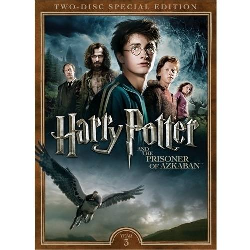 Harry Potter And The Prisoner Of Azkaban (2-Disc Special Edition) (Walmart Exclusive)