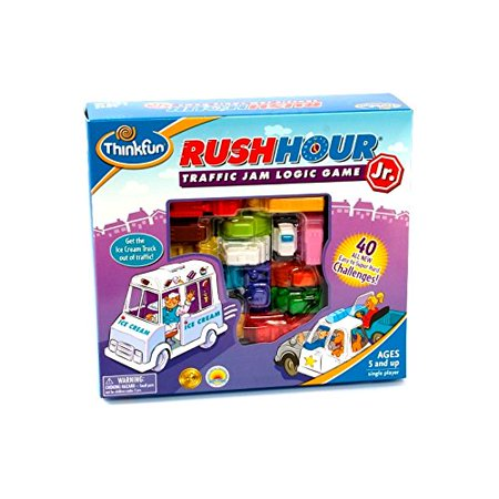 Rush Hour Jr Board Game](Thinkfun Rush Hour)