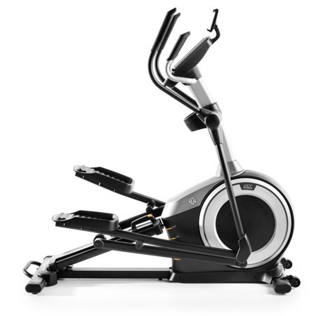 Gold's Gym Stride Trainer 550i Elliptical, iFit Coach Compatible