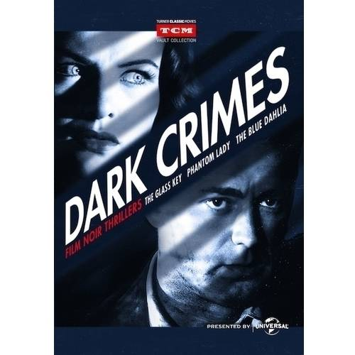Dark Crimes: Noir Thrillers Volume 1 (DVD) by Allied Vaughn