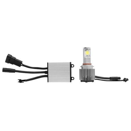 IPCW 9006 LED Headlight Bulbs 30W Cree 2000 Lumens (Pair) 9006-L30W