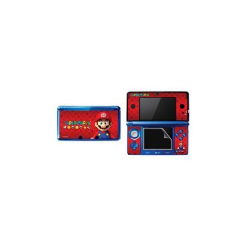 3DS Mario Filter & Skin Set [Hori]