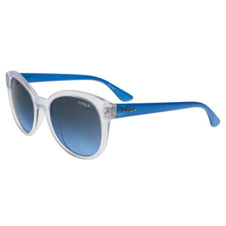 Vogue VO2795/S W7458F Clear/Blue Round sunglasses (Vogue Sunglasses Men)