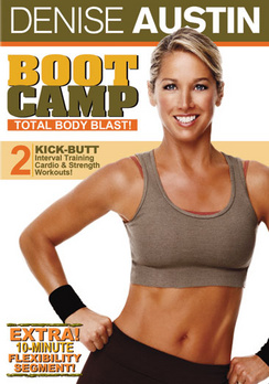 Denise Austin: Boot Camp Total Body Blast (DVD) by Lionsgate
