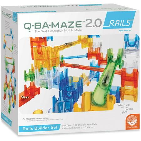 Q ba maze 20 rails builder set walmart q ba maze 20 rails builder set ccuart Gallery