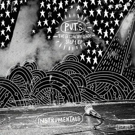 Gettin' Off Stage Step 1 Instrumentals (Vinyl)