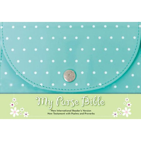 My Purse Bible New Testament with Psalms and Proverbs-NIRV-Snap (Bible Purse)