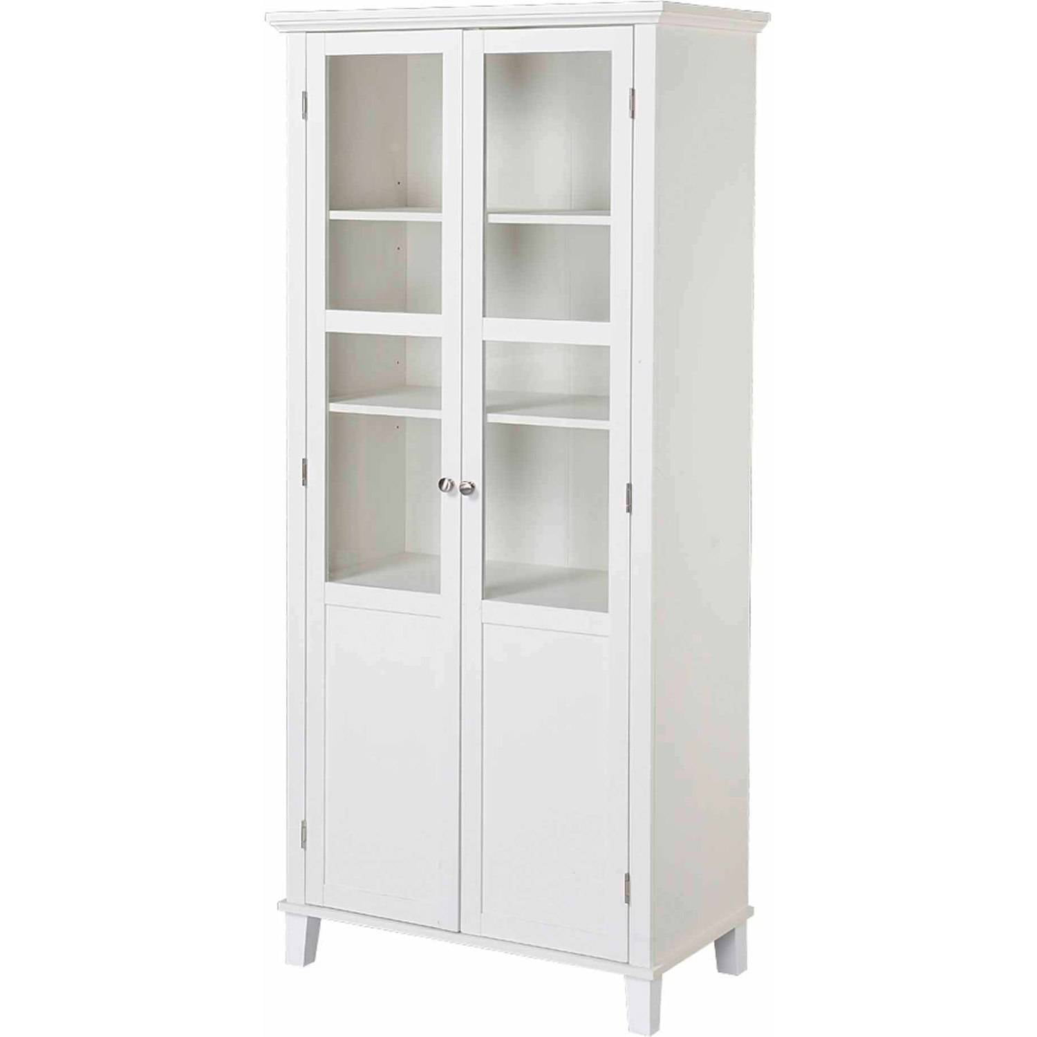Homestar 2 Door Storage Cabinet Walmart com. 2 Door Wooden Bathroom Cabinet White  Mainstays 2 Door Wood Wall