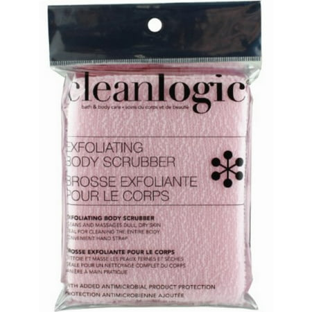 Clean Logic X-Large Exfoliating Body Scrubber, Colors May Vary 1 ea